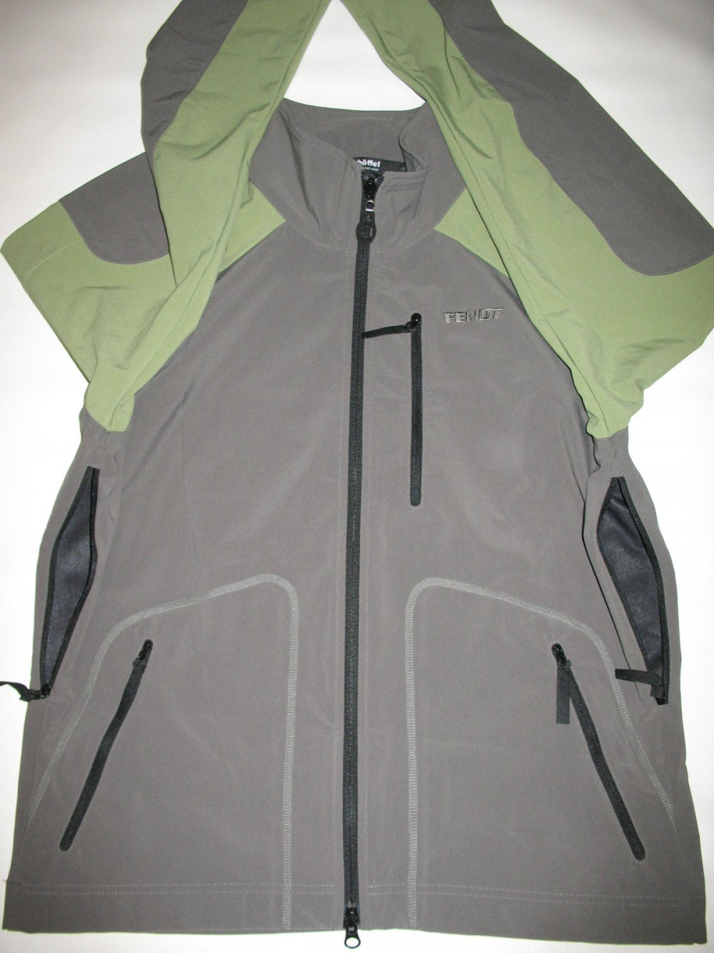 Куртка SCHOFFEL fendt softshell jacket (размер L) - 2