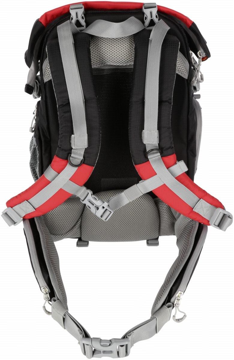 Рюкзак ROLLEI traveler canyon M red - 6