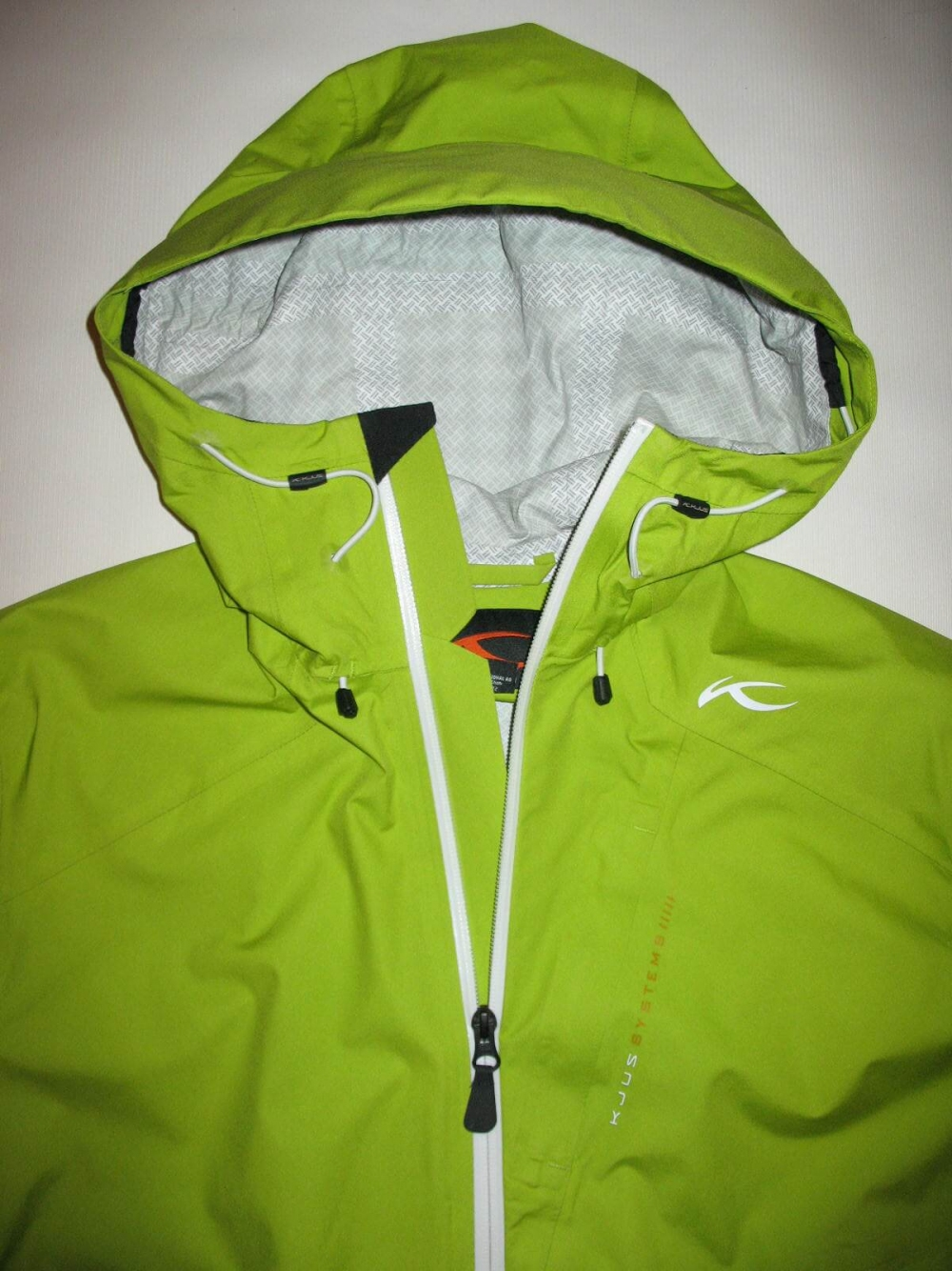 Куртка KJUS bryce jacket (размер 54/XL) - 4
