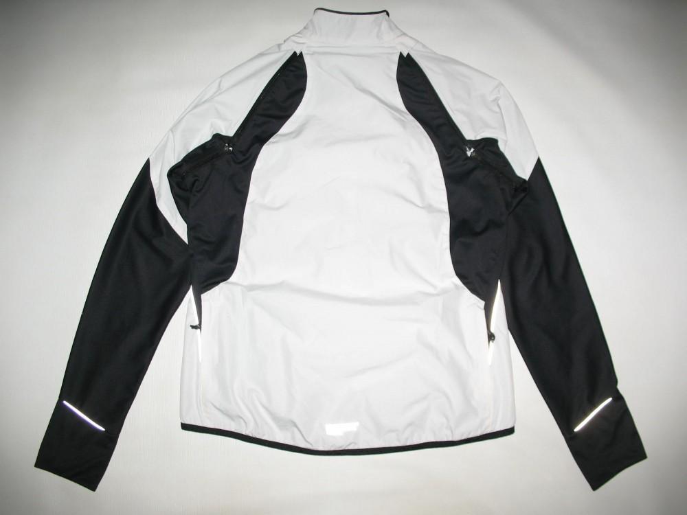 Велокуртка GORE BIKE WEAR 2in1 windstopper jacket lady (размер 40/XL) - 2