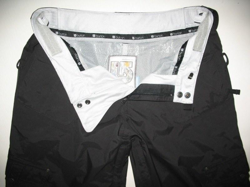 Штаны BURTON helsinki pants lady (размер S) - 4