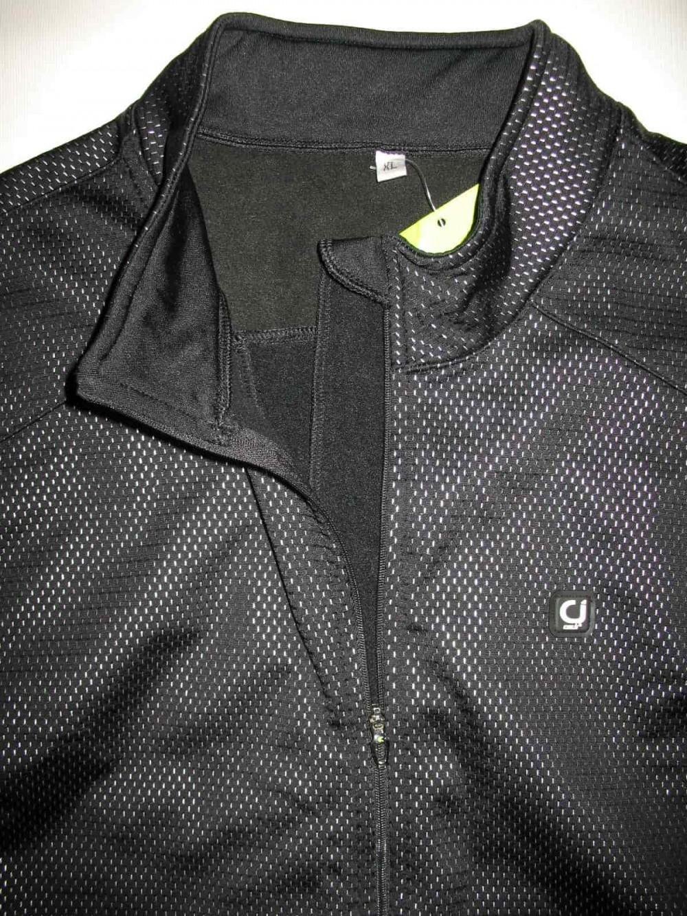 CHEJI cycling windstopper jacket (размер XL/L) - 3