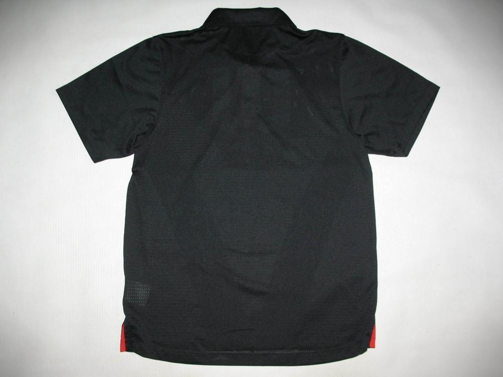 Футболка WILSON tennis polo shirt (размер S) - 4
