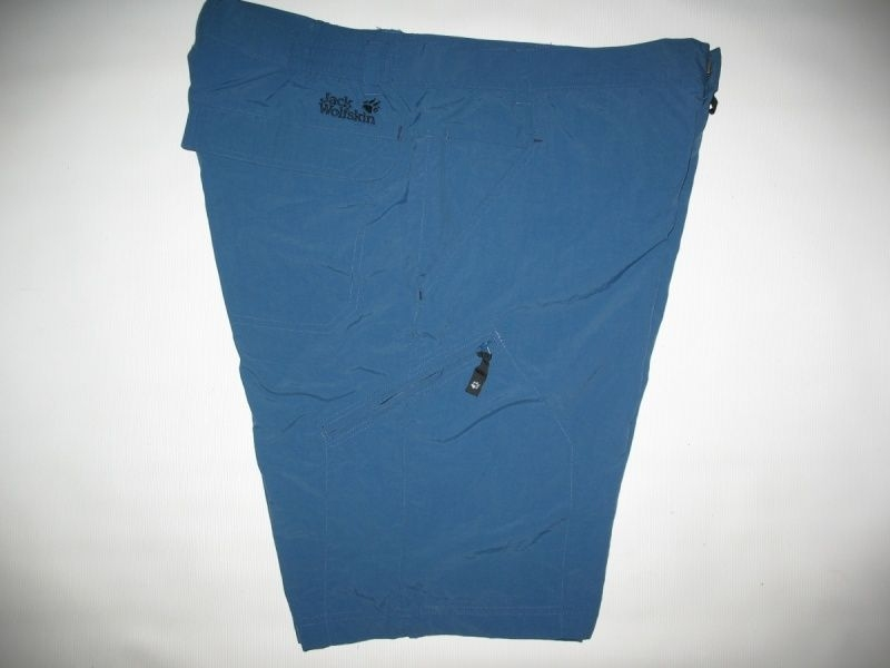 Шорты JACK WOLFSKIN rotorua shorts (размер 54-XL) - 8