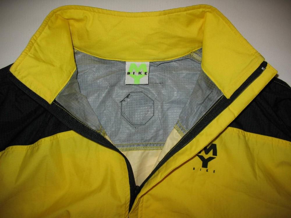 Велокуртка MYbike windstopper cycling jacket (размер L/XL) - 2