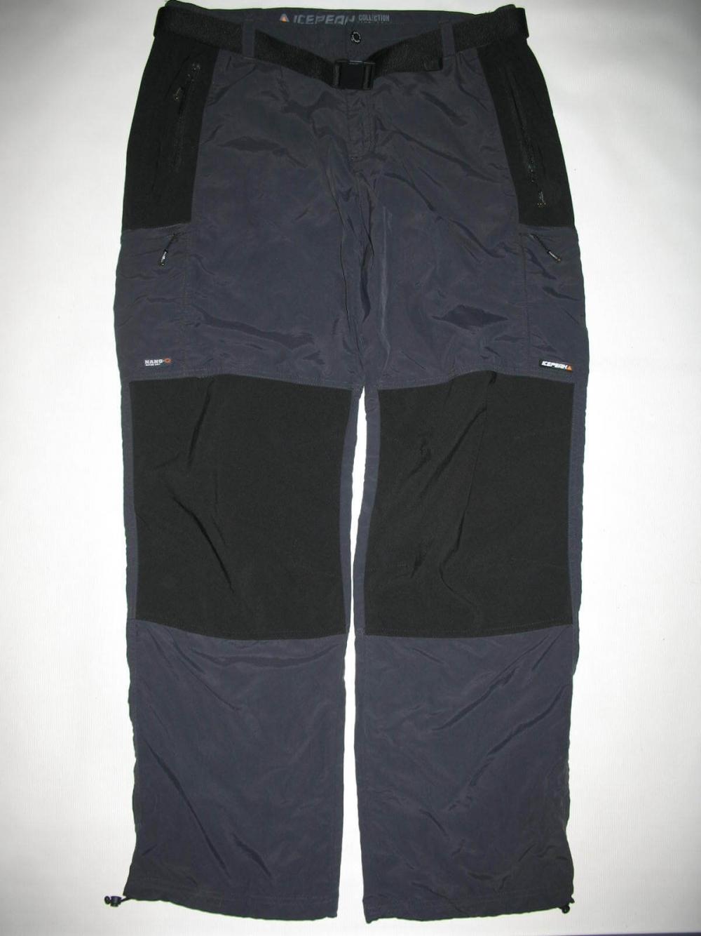 Штаны ICEPEAK Nano-Q outdoor pants (размер 54-XL) - 1