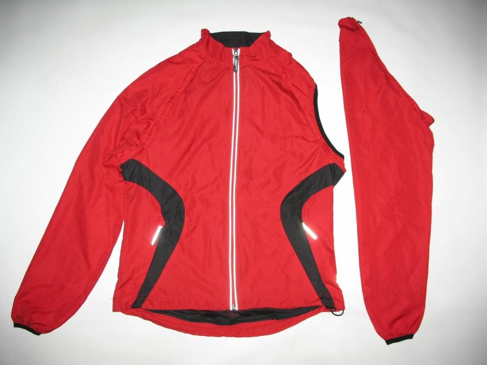 Куртка JAMES&NICHOLSON 2in1 jacket lady (размер S/M) - 1