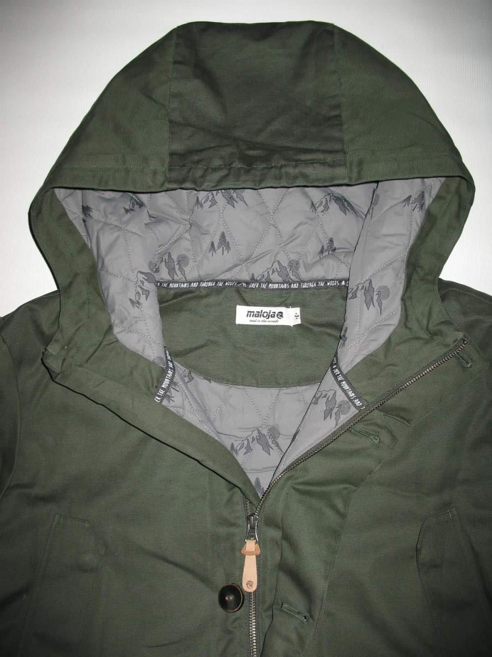 Куртка MALOJA halifax primaloft jacket (размер L) - 6