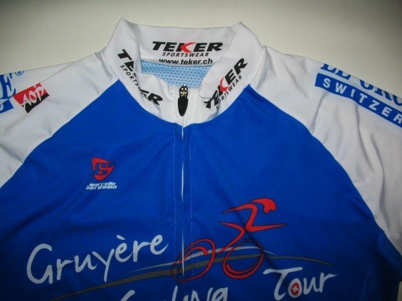 Футболка TEKER gruyere tour (размер M/L) - 2