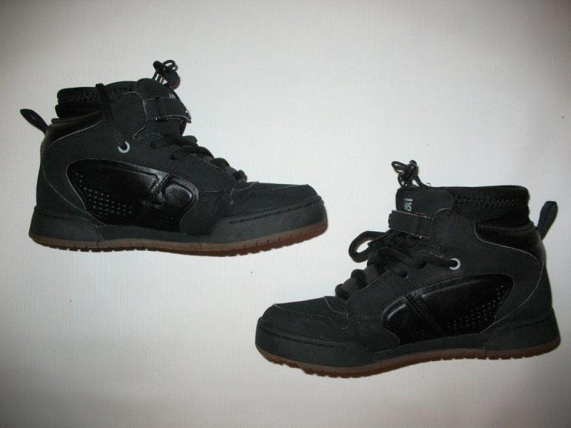 Ботинки VANS skate  (размер US 8/UK7/EU40, 5(260mm)) - 6
