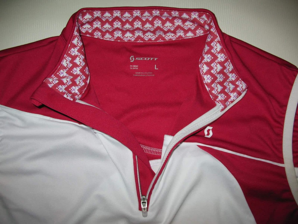 Веломайка SCOTT contessa ss jersey lady (размер L) - 2