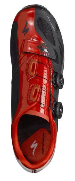 Велотуфли SPECIALIZED s-works xc mtb shoes (размер US12.25/UK11.25/EU46(на стопу до 295 mm)) - 1