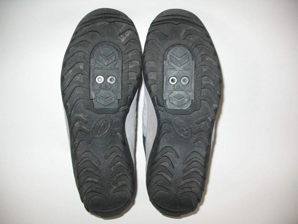 Велотуфли LOUIS GARNEAU mtb shoes (размер UK6/US7/EU39(на стопу до 245 mm)) - 7