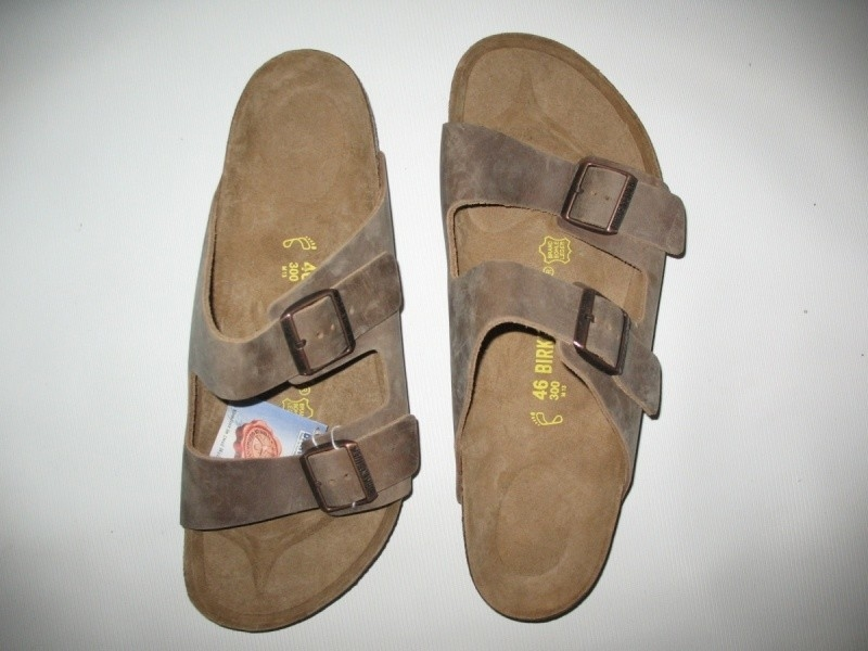 Сандали BIRKENSTOCK arizona (размер EU46(300 mm)) - 4