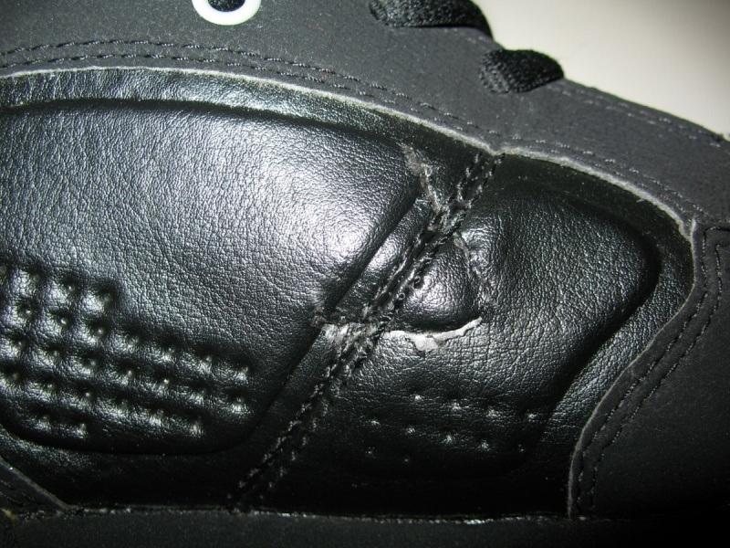 Ботинки VANS skate  (размер US 8/UK7/EU40, 5(260mm)) - 13
