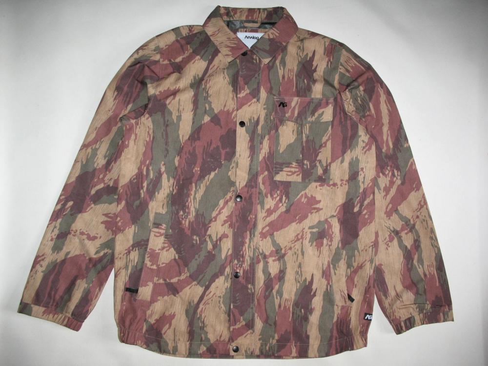 Куртка ANALOG foxhole jacket (размер L) - 1