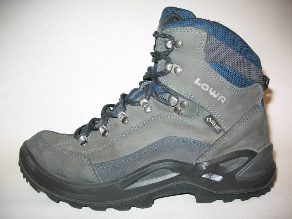 Ботинки LOWA renegade GTX shoes lady (размер UK6.5/US8.5/EU40(на стопу до 257 mm)) - 1