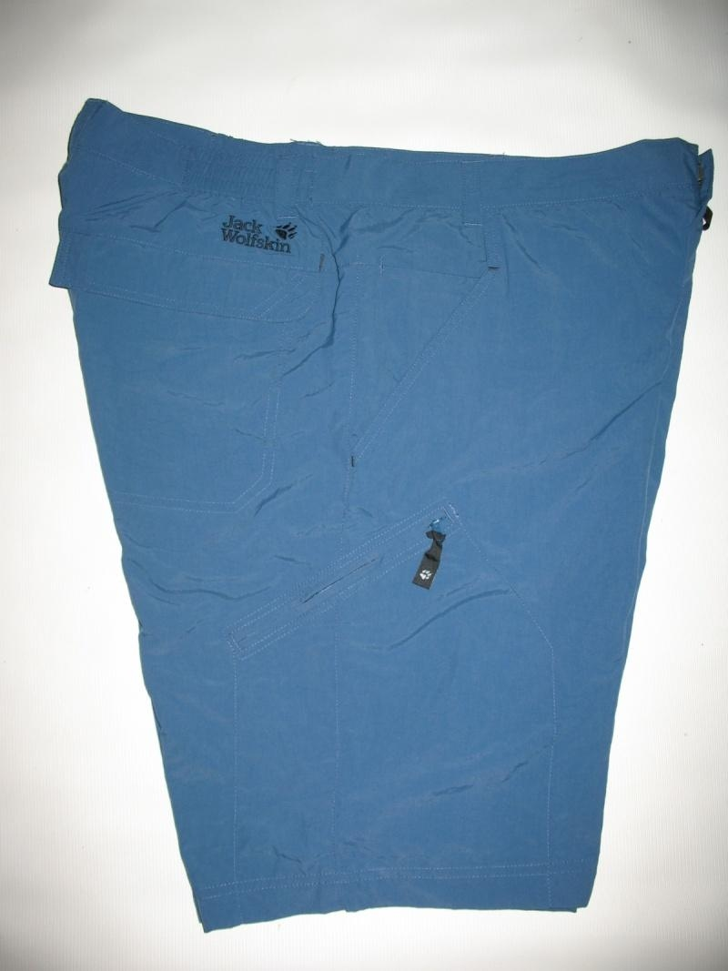 Шорты JACK WOLFSKIN rotorua shorts (размер 54-XL) - 9