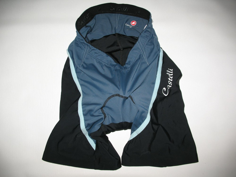 Велошорты CASTELLI donna cycling shorts lady (размер L/M) - 2