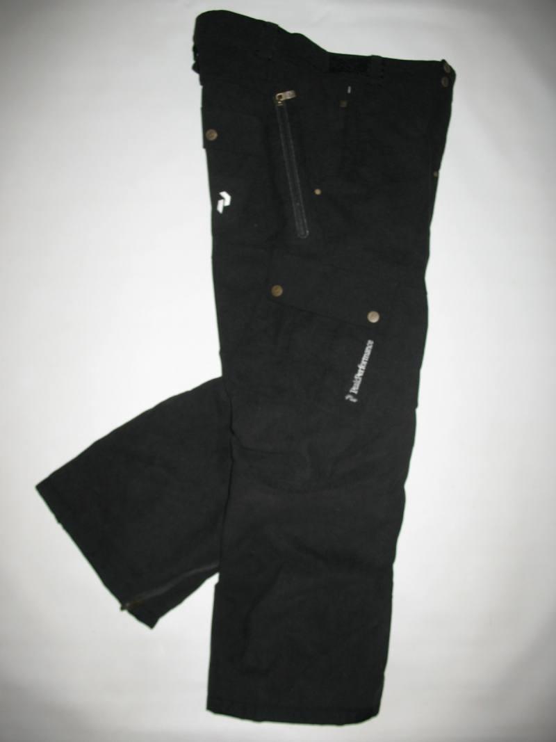 Штаны PEAK PERFOMANCE rail snowboard/ski pants lady (размер L) - 5