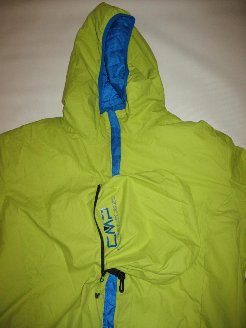 Куртка CMP extralight pack jacket (размер 54/XL) - 6