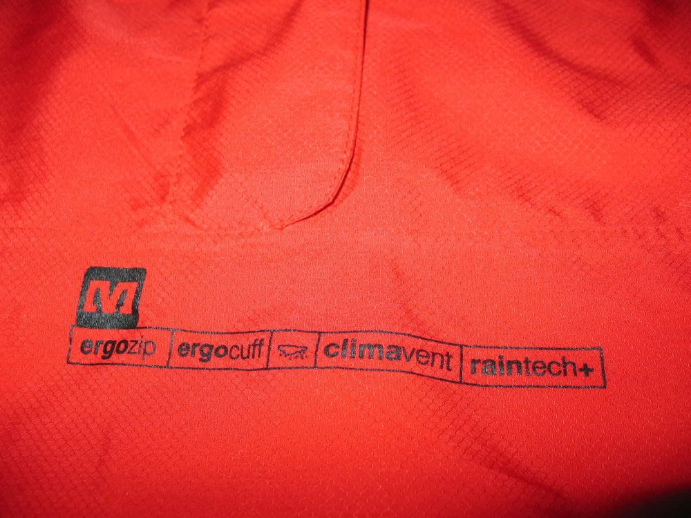 Куртка MAVIC rain cycling jacket (размер L) - 10