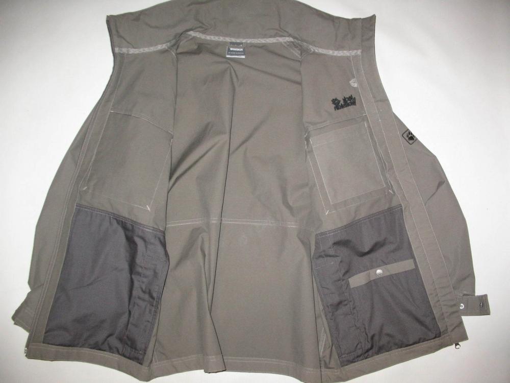 Куртка JACK WOLFSKIN atlas road jacket (размер 50-52/L-XL) - 6