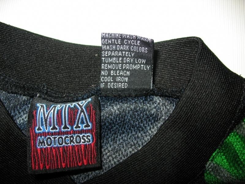 Футболка MTX jersey(размер XSS (подростковый XL) - 3