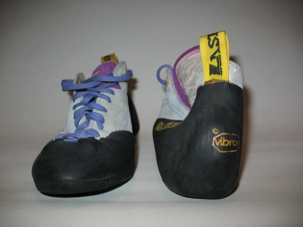 Скальные туфли LA SPORTIVA climbing shoes (размр EU45) - 5