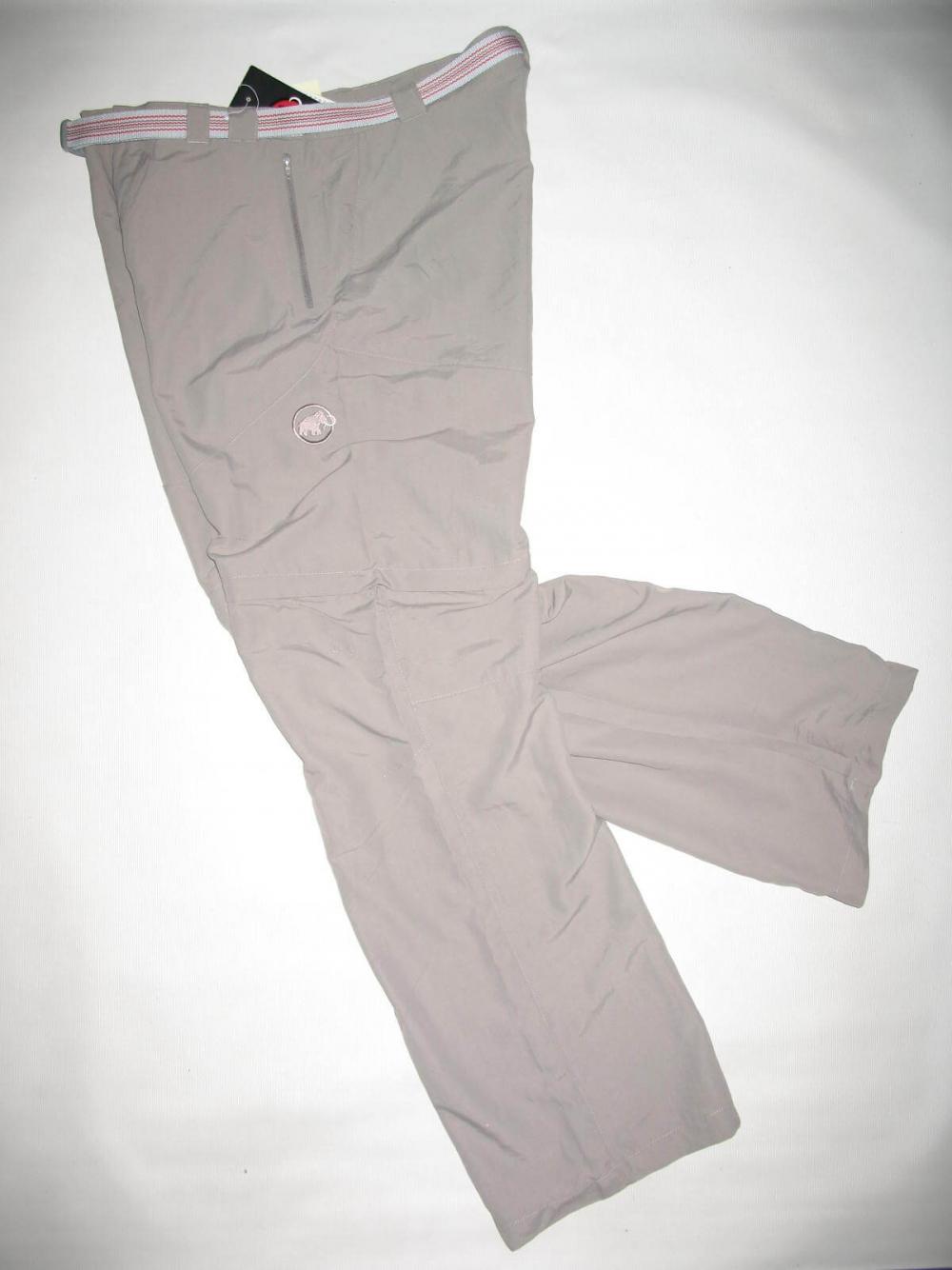 Штаны MAMMUT Zip off pants (размер 52-L/XL) - 6