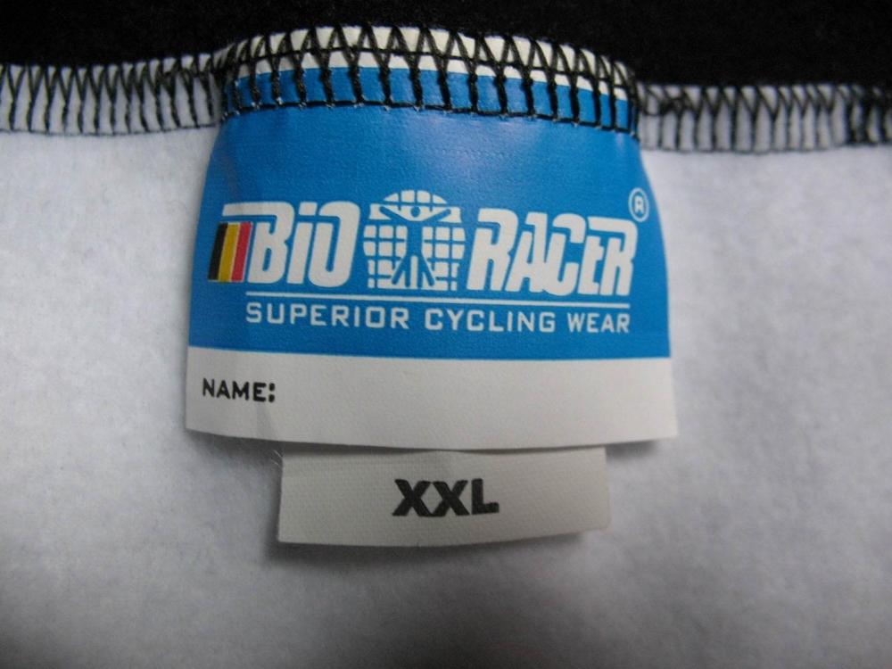 Брюки BIORACER bergamont bib pants (размер XXL/XL) - 4