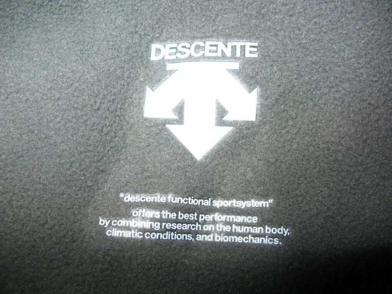 Куртка DESCENTE swissski team softshell W (размер 48/M) - 9