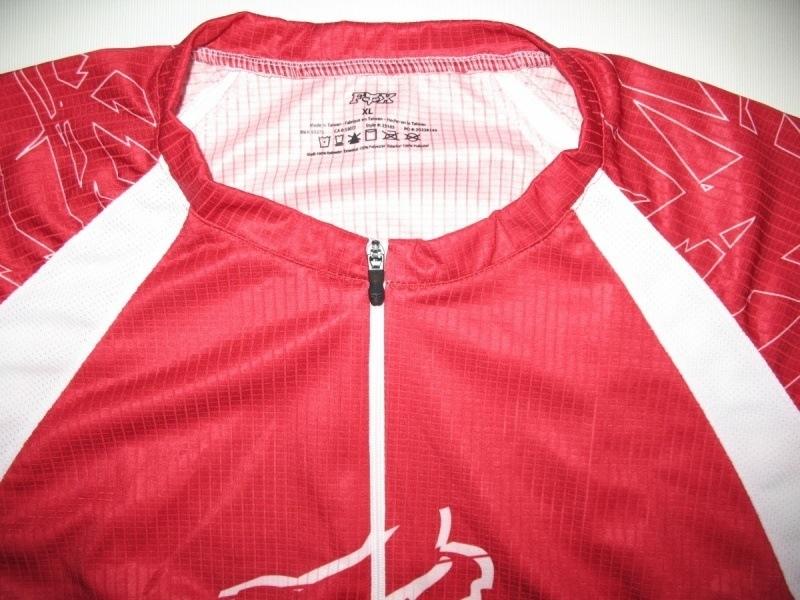 Веломайка  FOX Live Wire jersey  (размер XL) - 2
