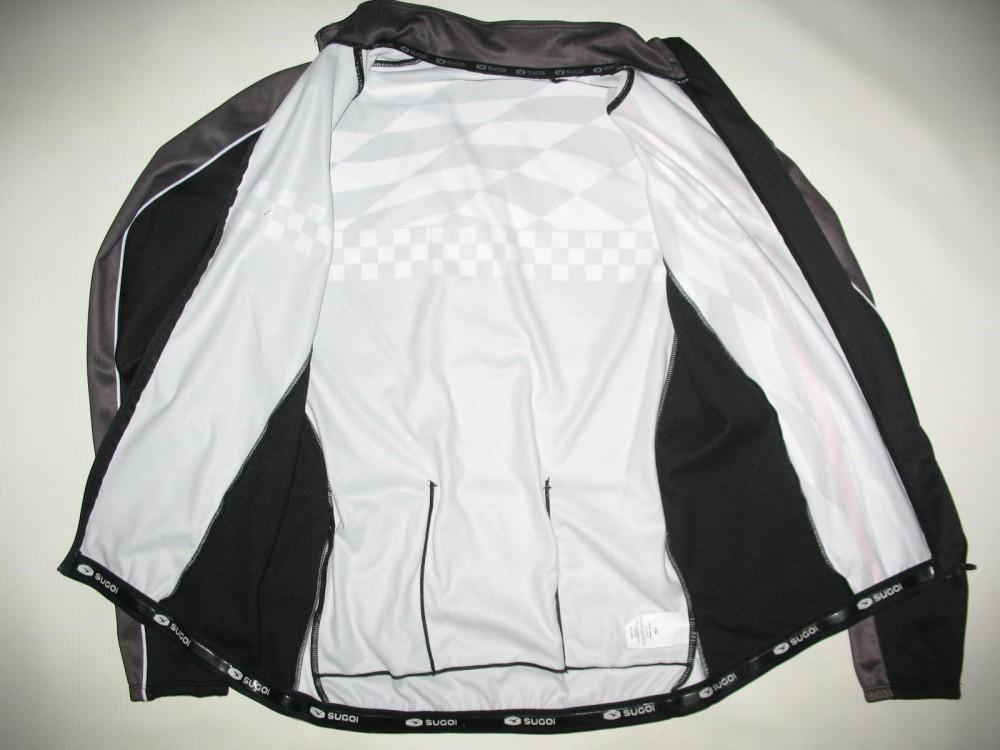 Велокофта SUGOI cycling fleece jacket (размер L) - 4