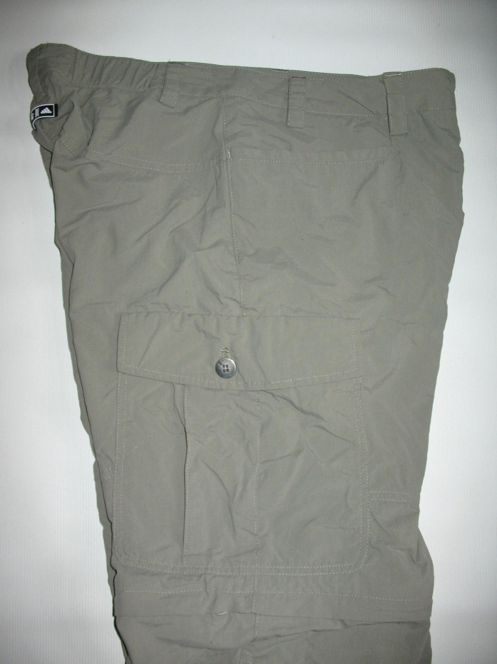 Штаны ADIDAS ht hike 2in1 outdoor pants (размер 50/L) - 14
