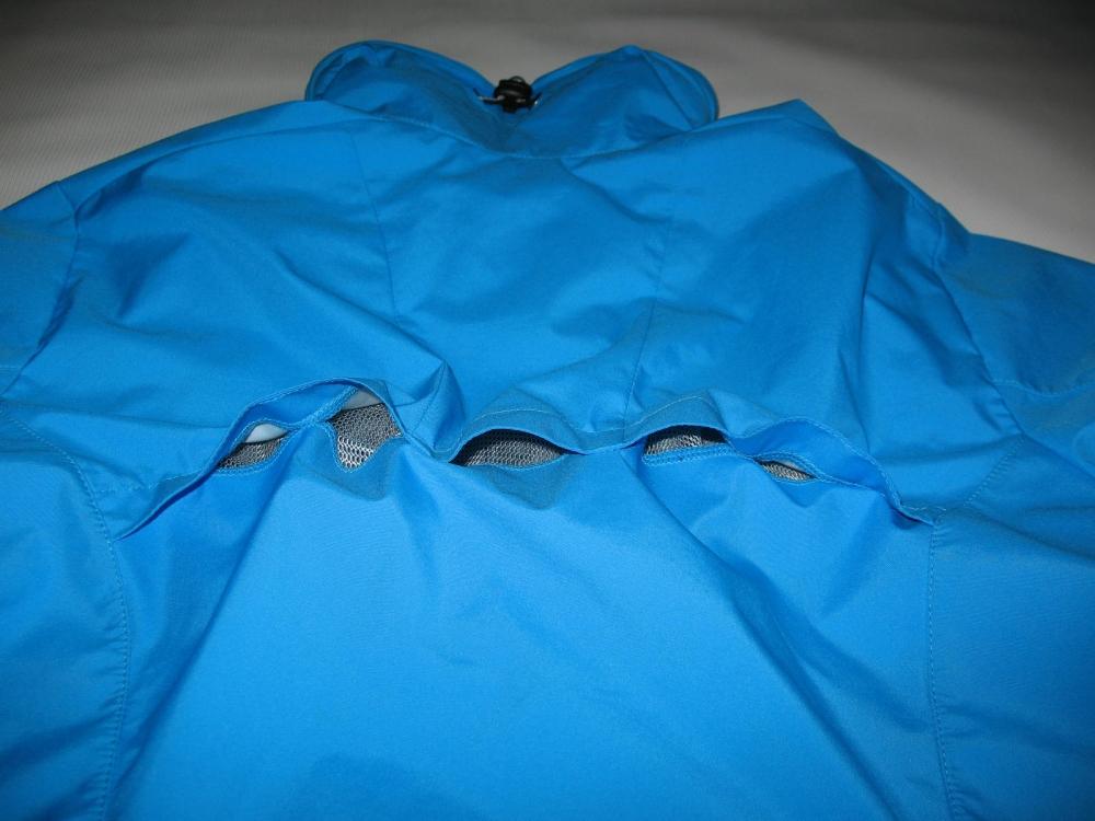 Куртка GORE Running Wear Air 2.0 Windstopper Active Shell Jacket (размер XL(реально L/M)) - 11
