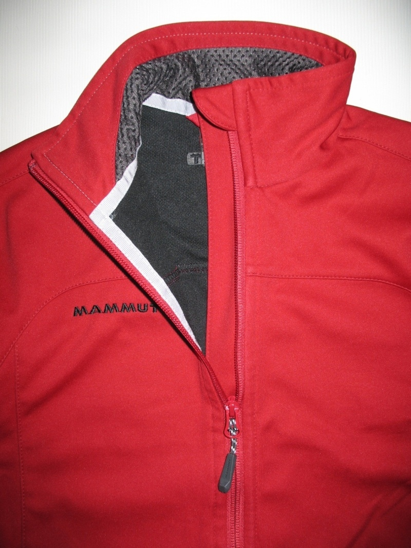 Кофта MAMMUT windstopper softshell jacket lady (размер S) - 3