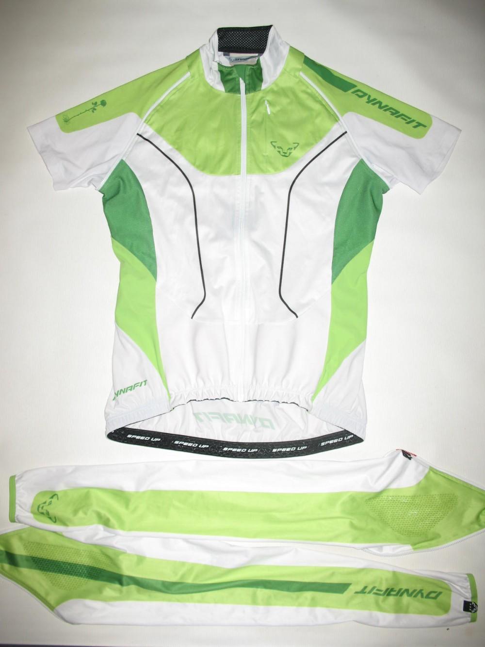 Велокуртка DYNAFIT transalper 2in1 conver bike/run jacket lady (размер M/S) - 2