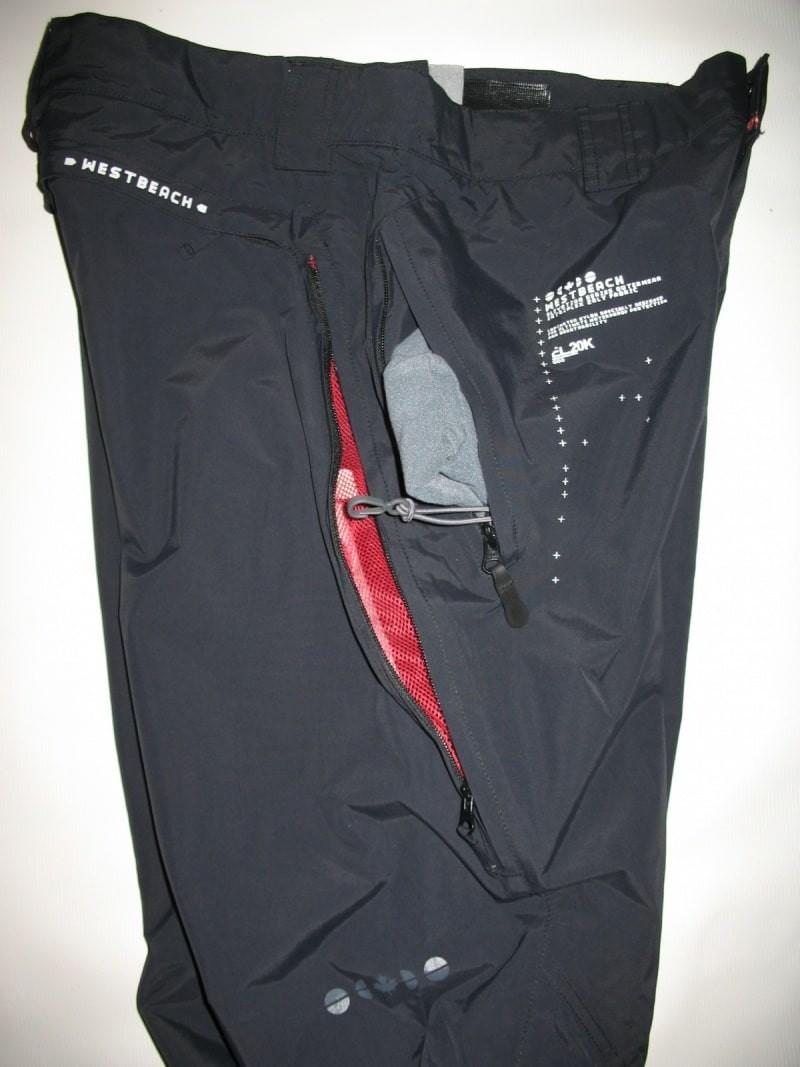 Штаны WESTBEACH 20K ski-snowboard pants (размер L) - 4