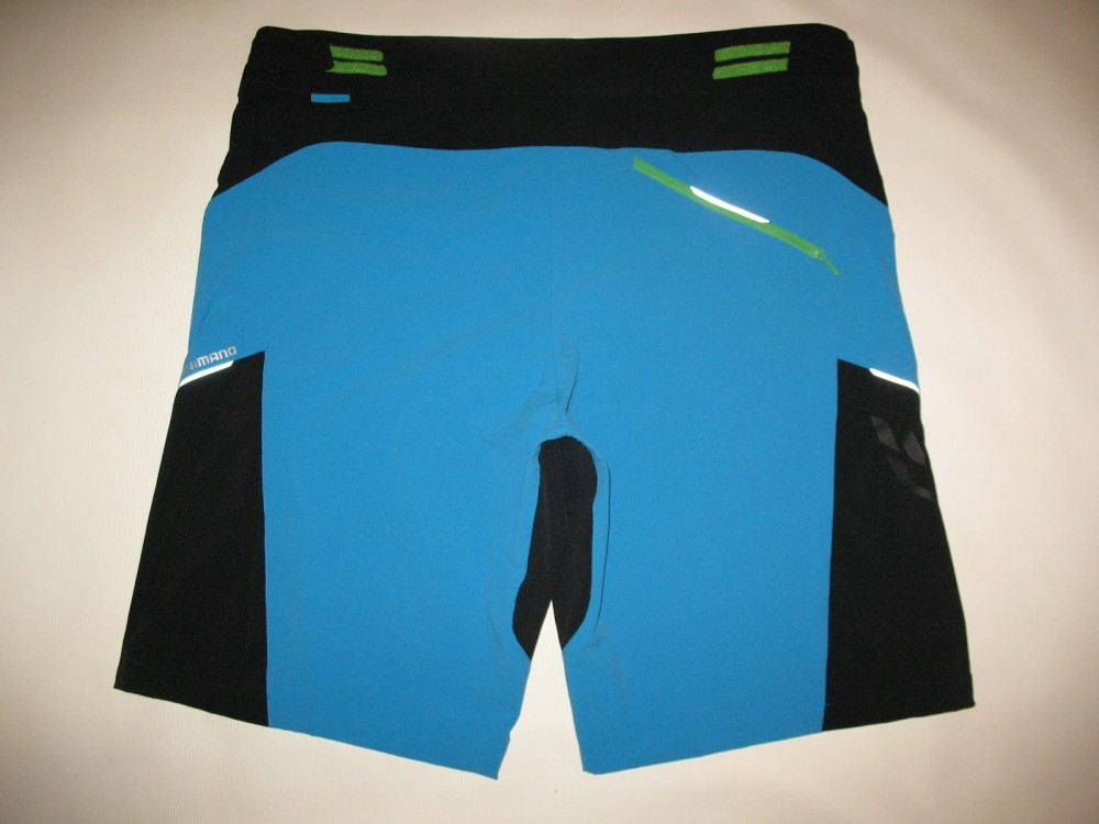 Велошорты SHIMANO trail bike shorts (размер XXL) - 2