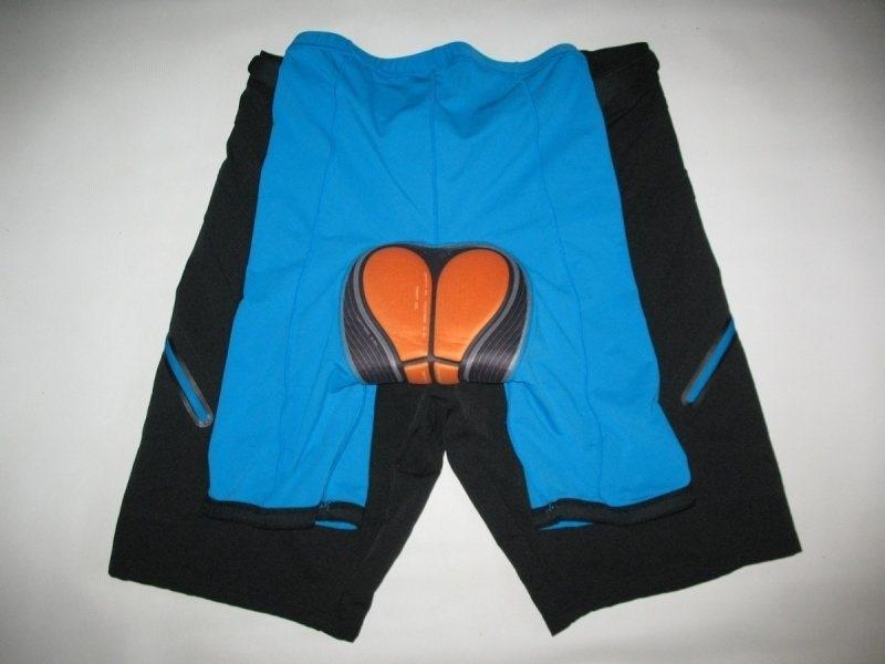 Шорты BTWIN rockrider Cycling Shorts (размер XL) - 1