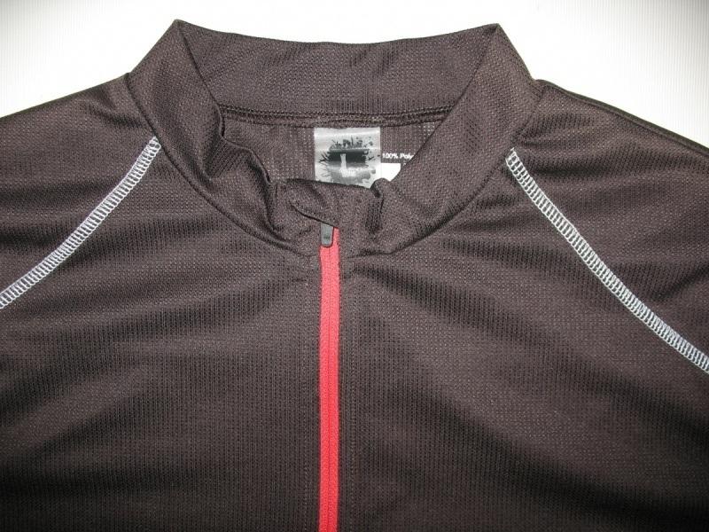 Футболка QLOOM bike jersey  (размер L) - 2