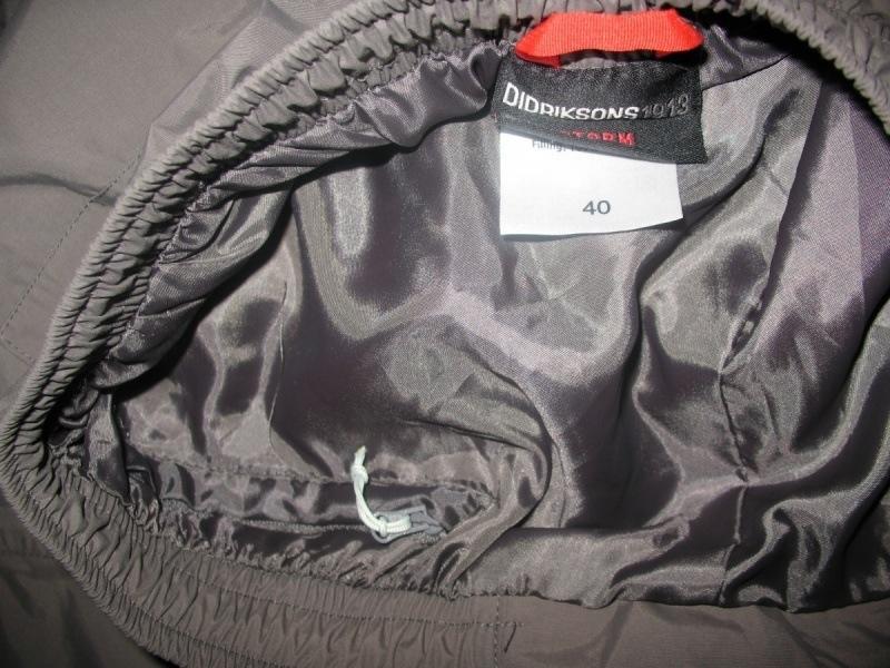 Штаны DIDRIKSONS dry5 pants lady  (размер 40-M) - 6