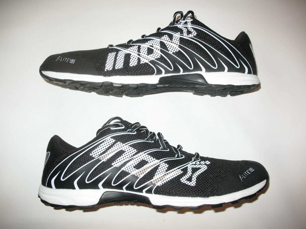 Кроссовки INOV 8  f-lite195 cross-training shoe (размер US12,5/UK11,5/EU46,5(на стопу до   305 mm)) - 5