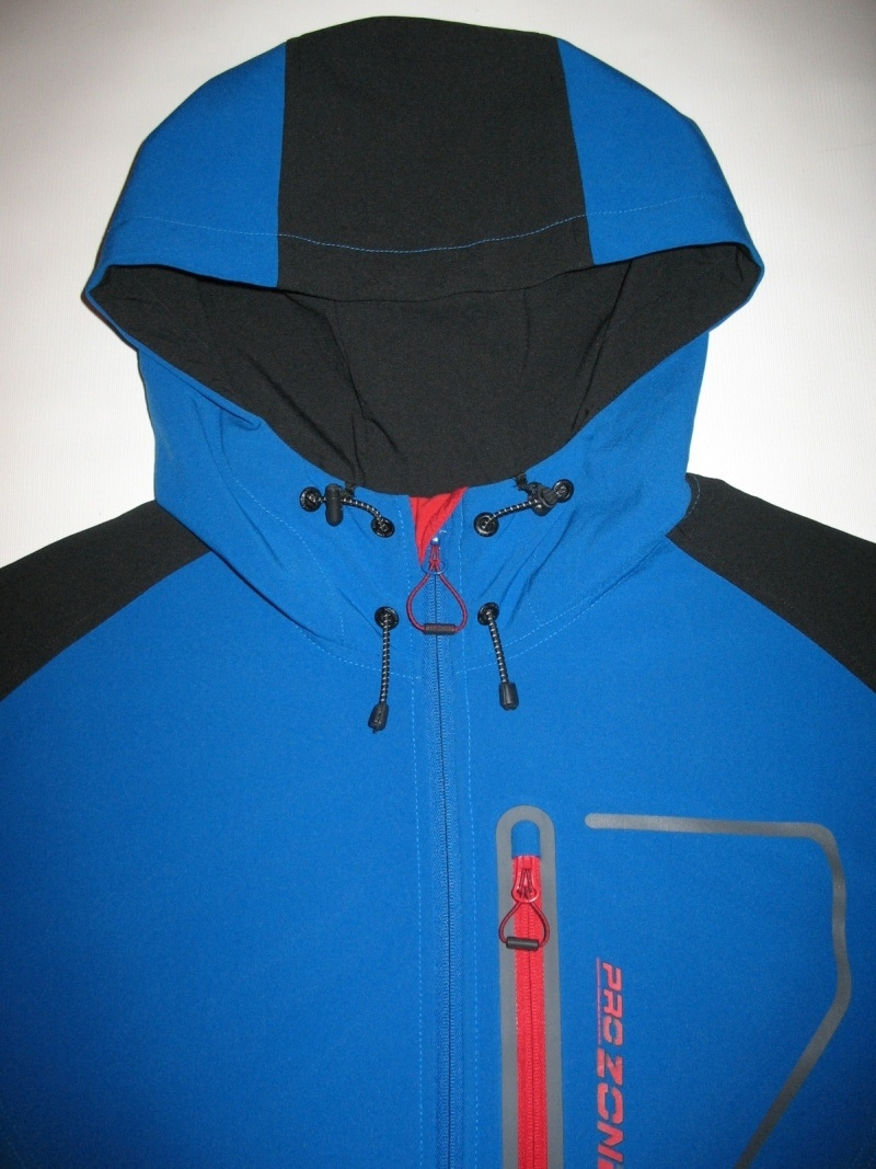 Куртка NORTHLAND Active Tech Borna softshell jacket (размер XXL) - 4