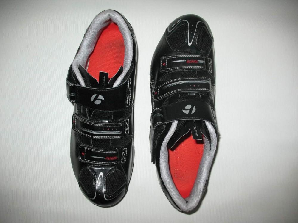 Велотуфли BONTRAGER race road shoes (размер US13/UK12/EU46(на стопу до 295 mm)) - 4