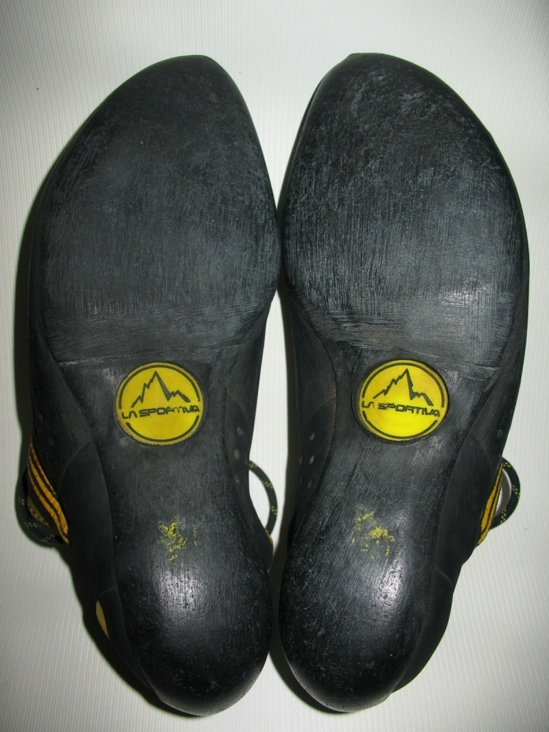 Скальные туфли LA SPORTIVA katana lace  (размер EU39;USm6, 5;USw7, 5(на стопу 250 мм)) - 9
