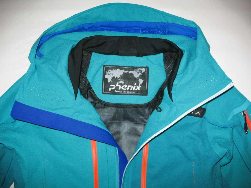 Куртка PHENIX Norway Alpine Team jacket lady (размер 38-S/M) - 7