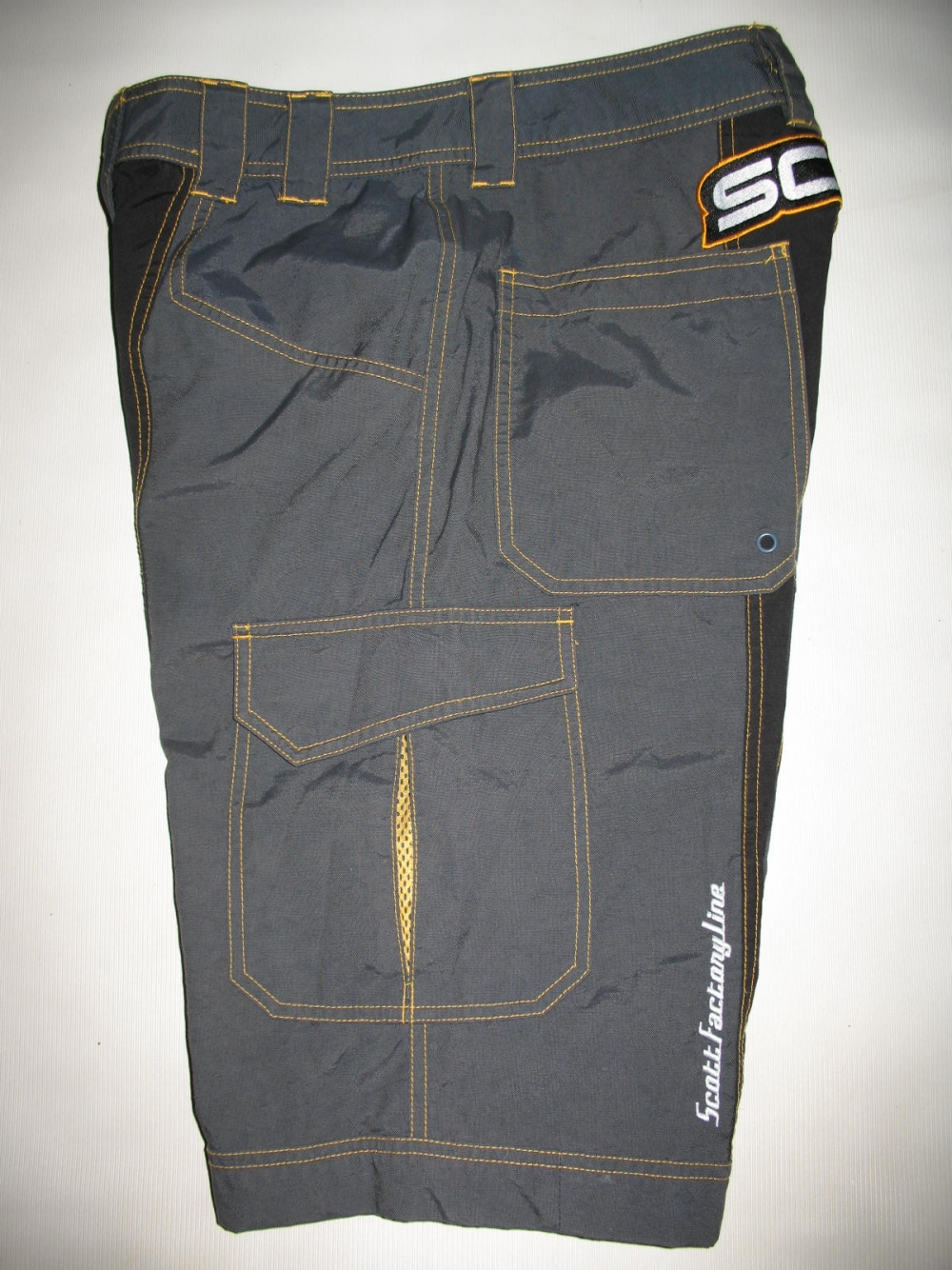 Шорты SCOTT factory line shorts (размер S/M) - 3