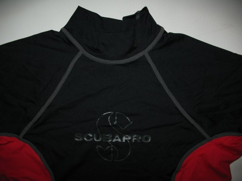 Футболка SCUBAPRO t-flex watersport rashguard (размер L) - 3